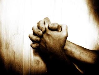 δέηση προσευχή χέρια