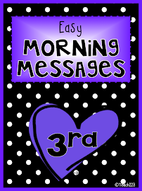 Morning Messages: 3rd Grade