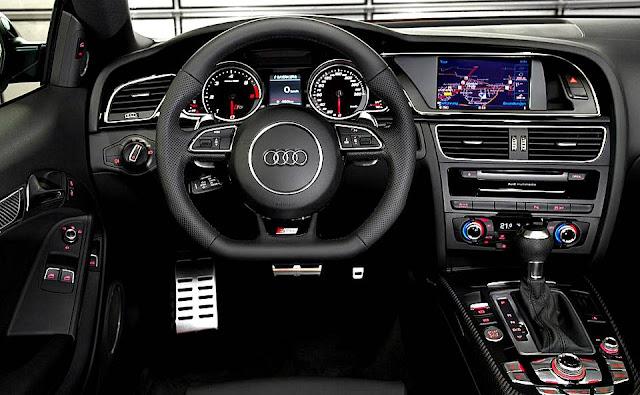 2017 Audi RS5 Interior