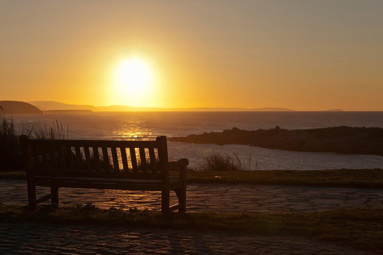 Macefotos puesta de sol en o porti o a coru a for Puesta de sol