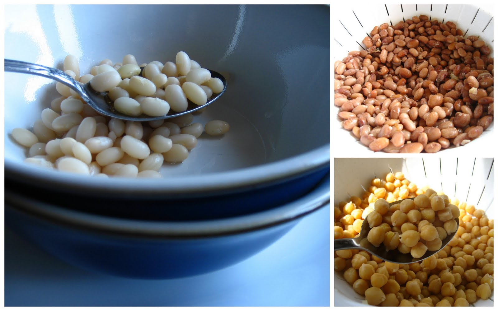 how to cook soaked beans