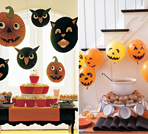 decoraciones de fiestas de 15 aoswmv halloween video