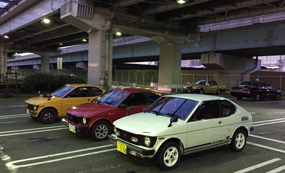 Suzuki Cervo SS20, fajne małe auta, ciekawe stare samochody, klasyczne małe auta, motoryzacja, kei car, クラシックカー、軽自動車、日本車