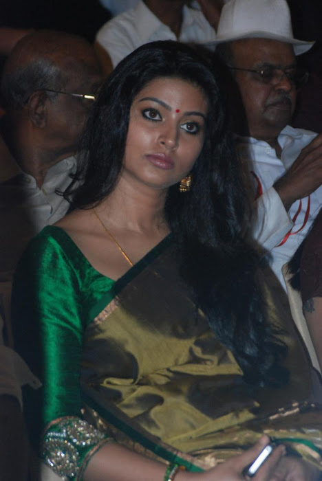 sneha spicy in saree at event photo gallery