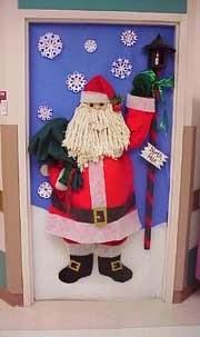 ideas para decorar tu puerta con coronas de navidadhaz clic aqu
