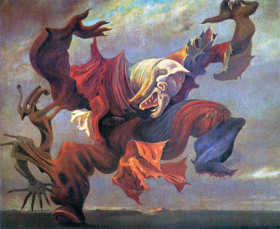 Art Von Foyer Kreuzwort : Surreal masterpieces the triumph of surrealism