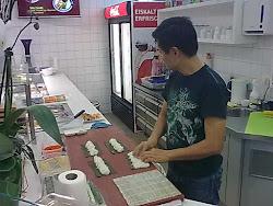 Sushi im TEC