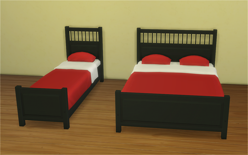 my sims 4 blog ikea hemnes bedroom mattresses for bed frames by