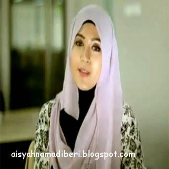 Cara Memakai Jilbab kreasi Jilbab Pashmina Sifon Ceruti Casual Formal