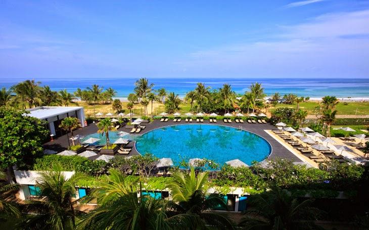 Hilton Phuket Arcadia Resort & Spa 普吉島希爾頓度假酒店