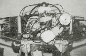 Самодельный с двигателем от мотороллера 32