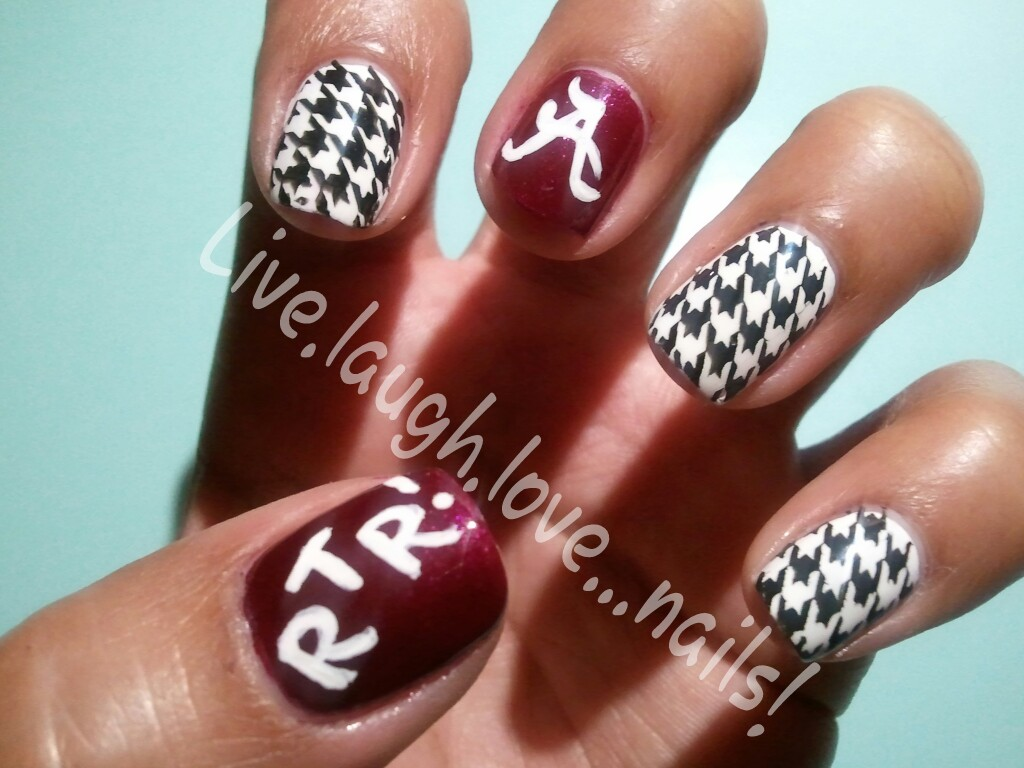Alabama Nail Designs | Graham Reid