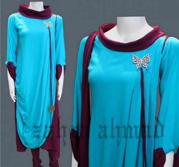 Pakistani Long Shirts Designs