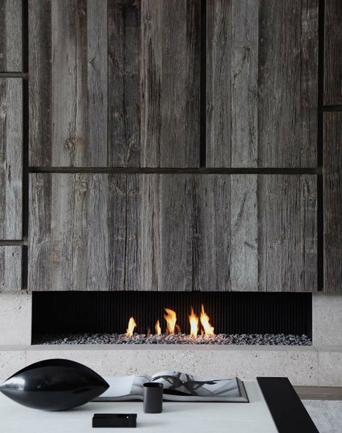 Cool Fireplaces Frog Hill Designs Blog