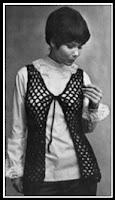 Crochet Gypsy Vest