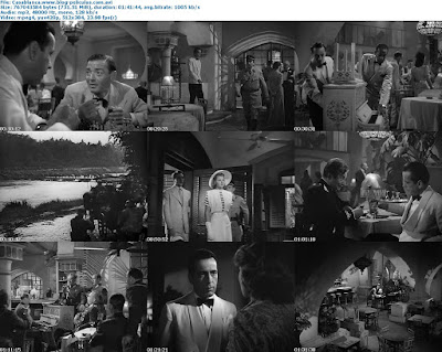 Casablanca español latino