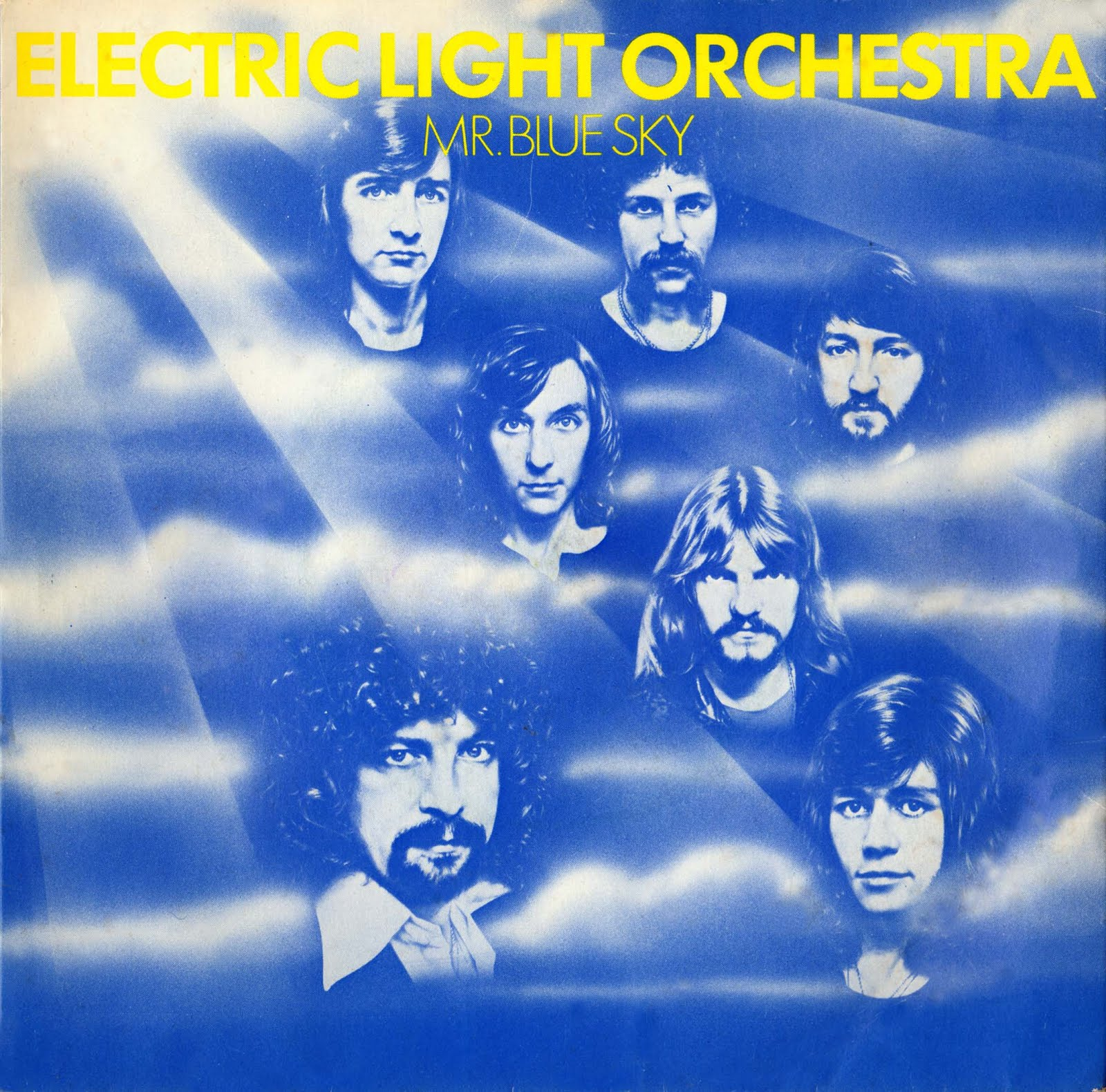 My World Of Music Electric Light Orchestra Mr Blue Sky