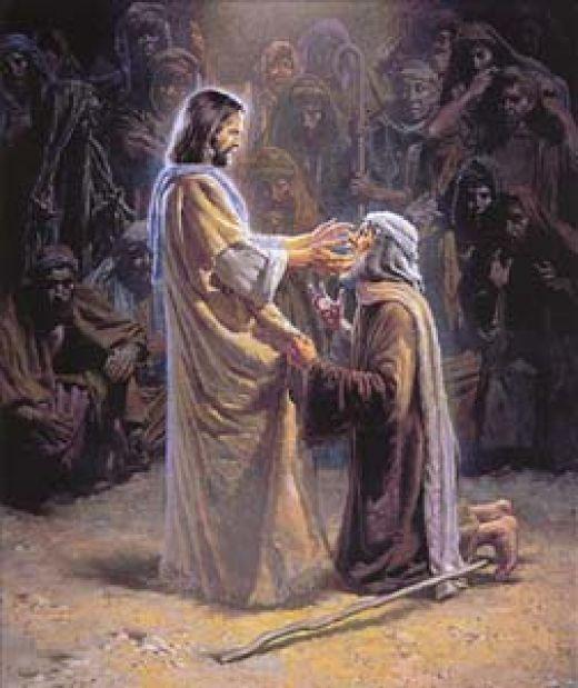 Jesus Top Ten Miracles