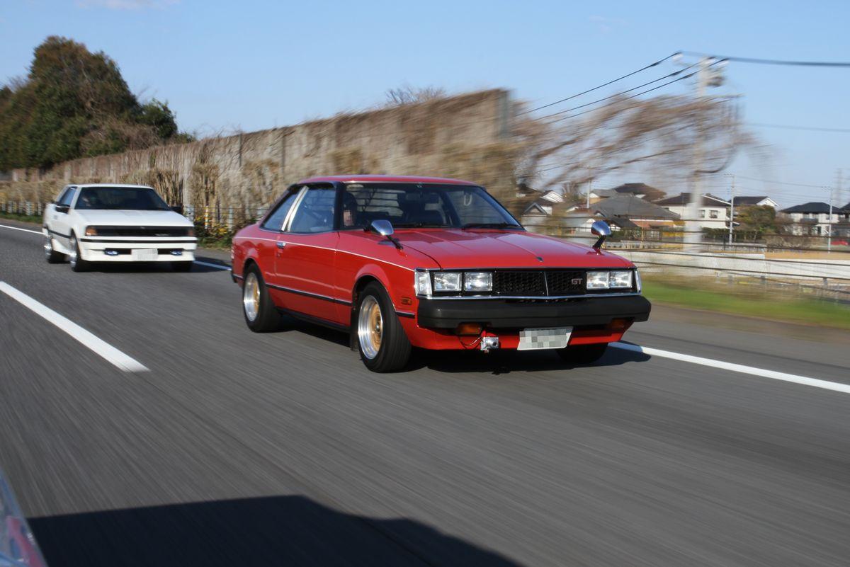 Toyota Celica A60 & Toyota Celica A40