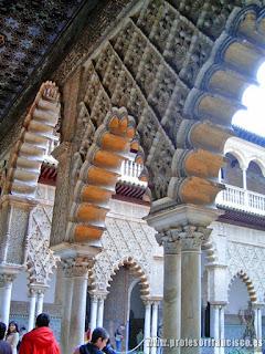 Decoración en el arte musulmán (postivo 2º Bach) HPIM2555