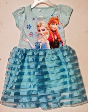 RM25 - Dress Frozen