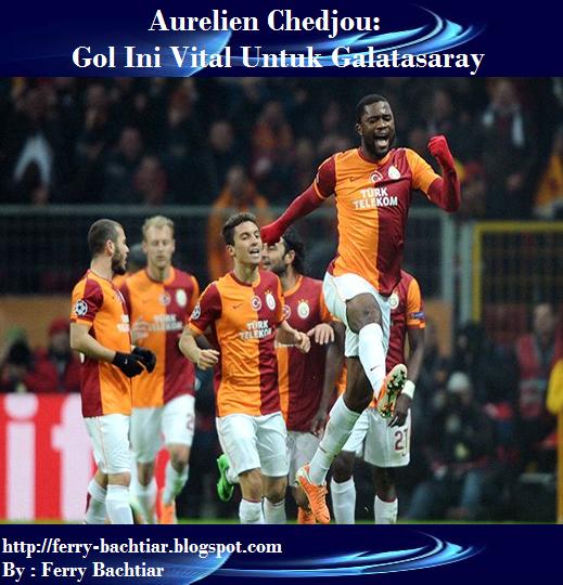 Aurelien Chedjou Bek Galatasaray
