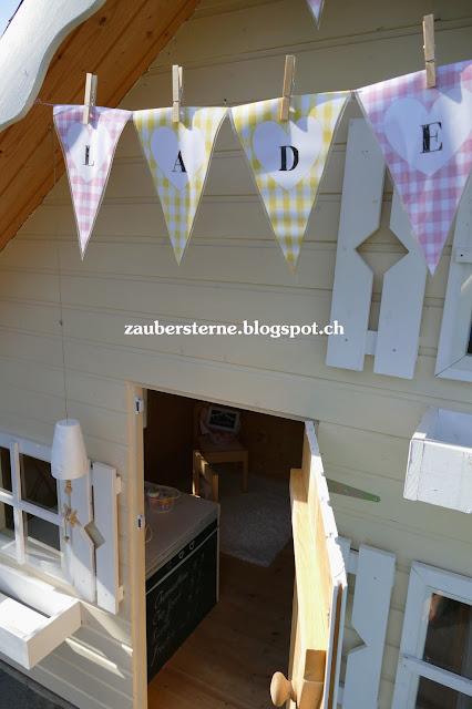 Kinderverkaufsladen, Kinderhaus, Spielhaus Tom