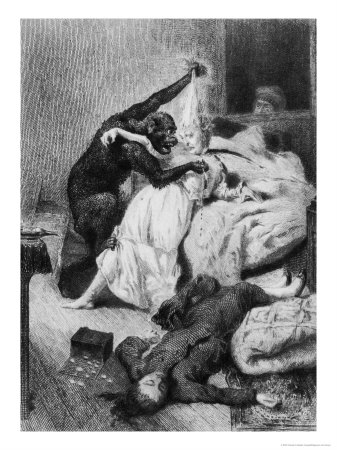 essay by edgar allan poes murders in the rue morgue