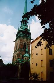 Tvska Kyrkan o iglesia alemana