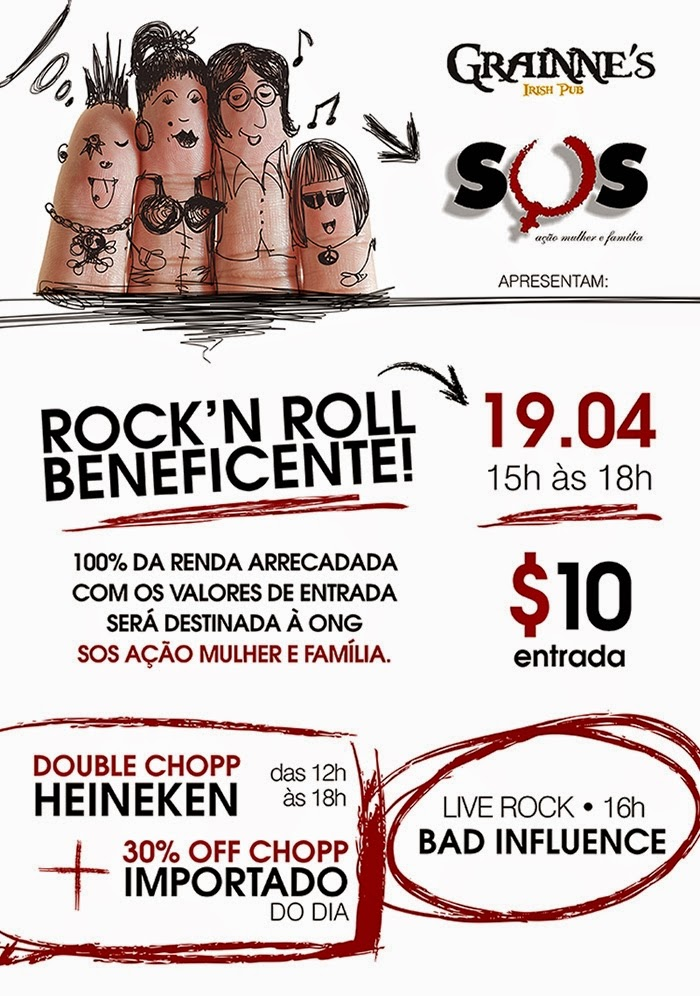 Rock'N Roll Beneficente