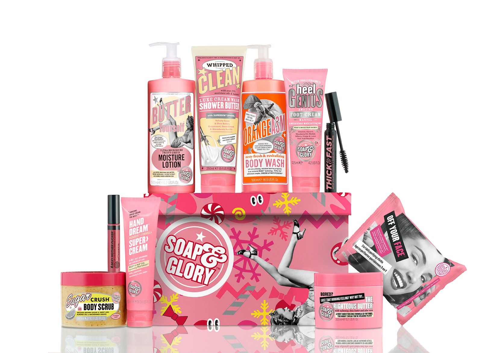 Soap and Glory the next big thing gift set 2014