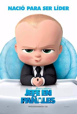 Un Jefe en Pañales - El Bebé Jefazo