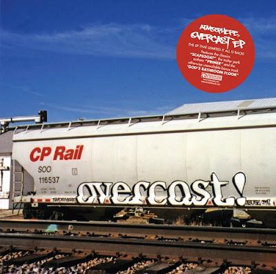 Atmosphere – Overcast! EP (1997) (320 kbps)