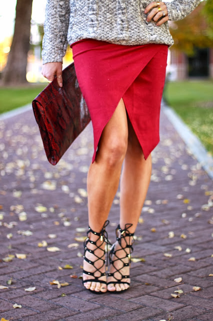 Fall Outfit from Lovebylynn.net