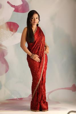 Actress Vaishali Saree Photos