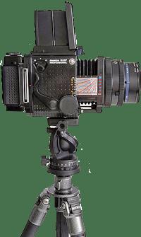 Mamiya RZ67 Medium-Format Camera