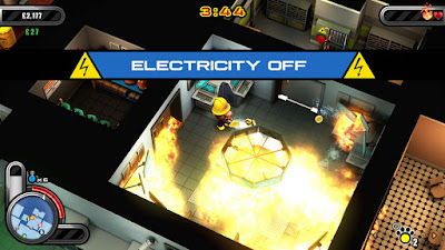 Flame over screenshot ps vita pc game