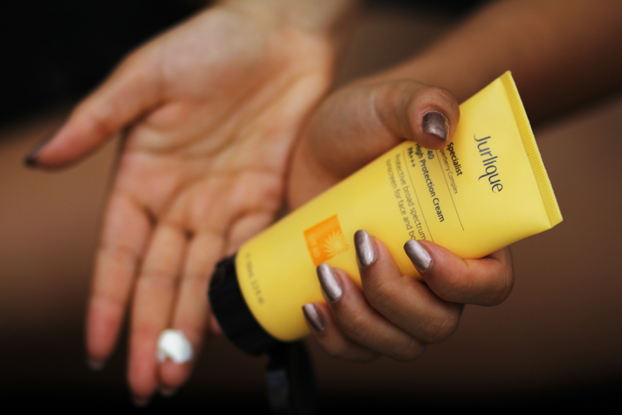 sun protection skin care by jurlique