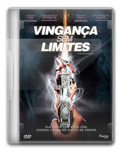Vingança Sem Limites   DVDRip AVI Dual Áudio + RMVB Dublado