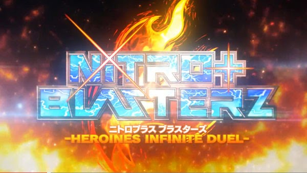Nitroplus Blasterz: Heroine Infinite Duel