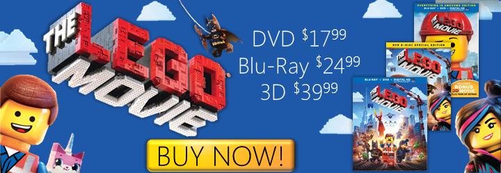 Daily DVD Deals
