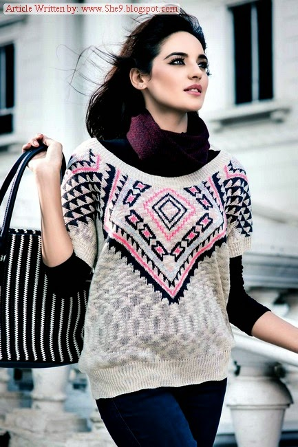 Latest Stylish Zeen Sweaters for Girls