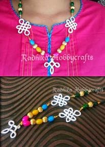 mseal kolam necklace
