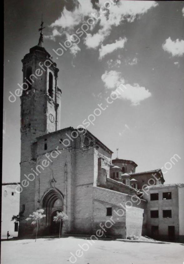 Iglesia de Binéfar