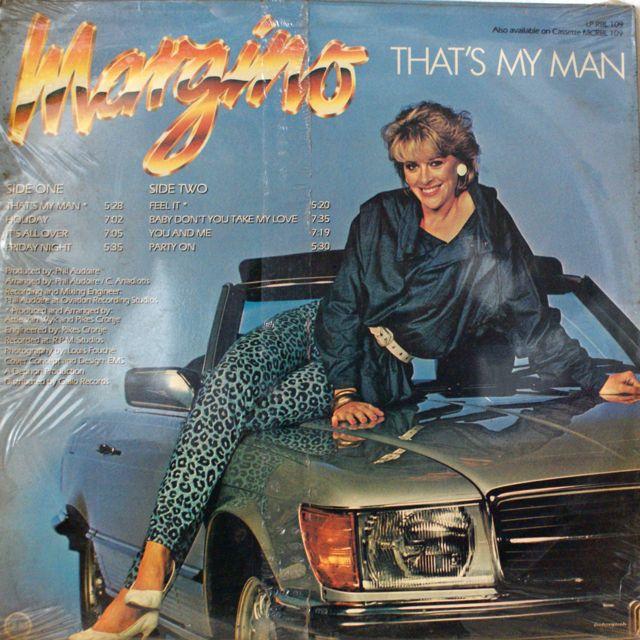 Margino Thats My Man