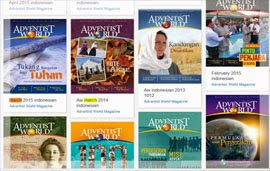 Majalah Adventist World Online