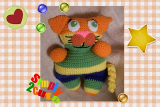 freee easy crochet amigurumi pattern