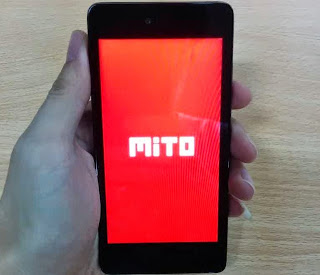 Foto Hands-on AndroidOne Mito Impact A10 Black Blibli.com