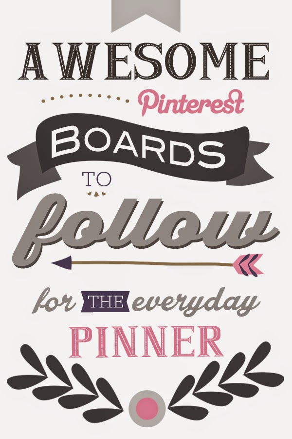 A few MUST-Follow Pinners! #pinterest