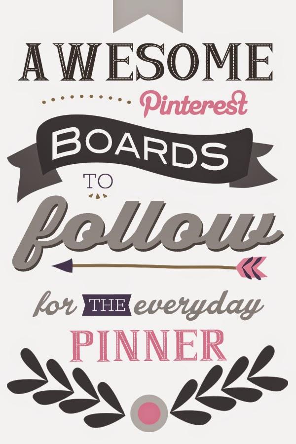 A few MUST-Follow Pinners! #pinterest